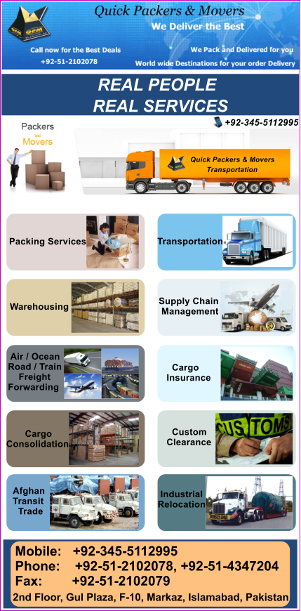 Industrial Relocations Services